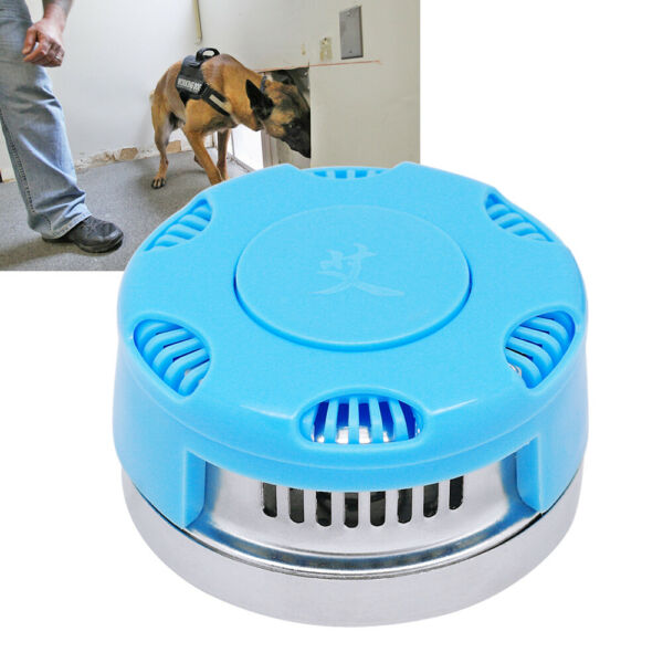 Dog Smell Training Box Snuffle Nosework Police Dog Working Scent Nose Olfactory $14.99