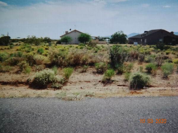 .25 acre LOT IN KINGMAN, ARIZONA VALLE VISTA GOLF COURSE