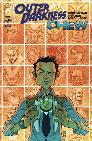 OUTER DARKNESS CHEW #2 (OF 3) CVR A CHAN $3.59