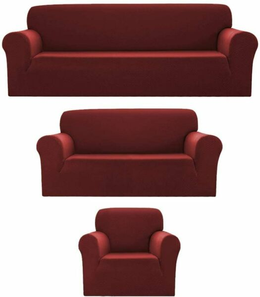 Home Slipcovers For Recliner Couch OR Sofa OR Love seat From Fit Stretch. $27.49