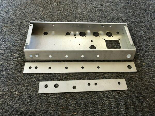 6G2 Brownface Princeton type chassis w unfinished faceplates