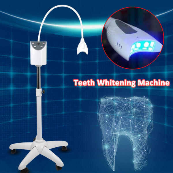 Mobile Oral Teeth Bleaching Accelerator System LED Cool Light Whitening Machine