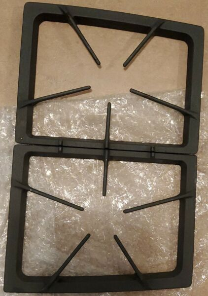 Jenn Air Maytag Stove Grates Set Of Four 74006013 74006010 OEM