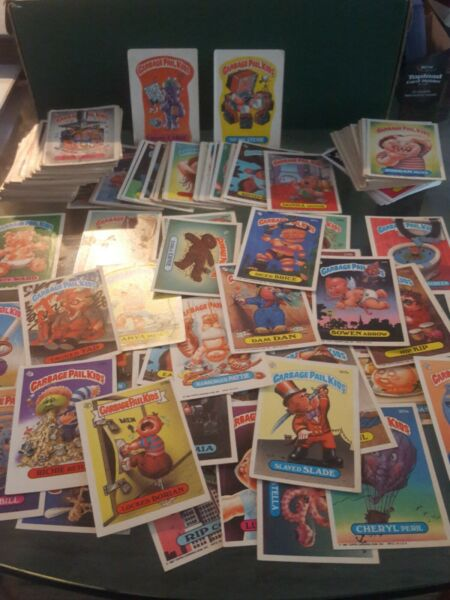 Garbage Pail Kids Lot Of Over 50 Cards