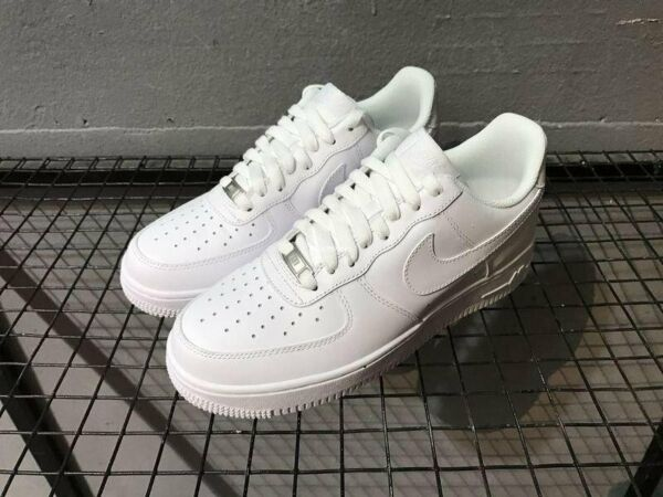 Men's Shoe Air Force 1 Style 315122-111 White New With Box