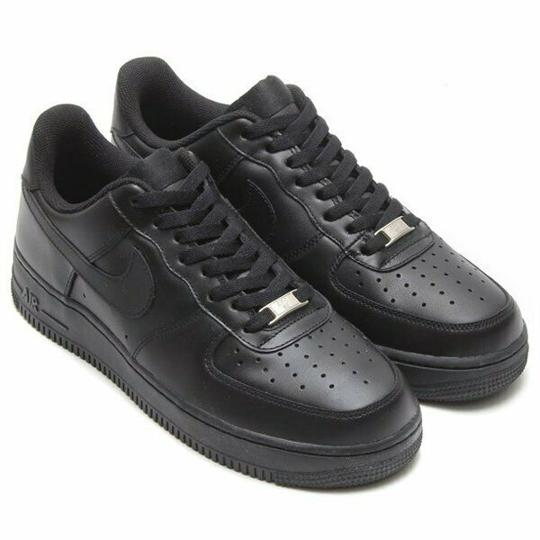 Men's Shoe Air Force 1 '07 Style 315122-001 Black Size 8.5