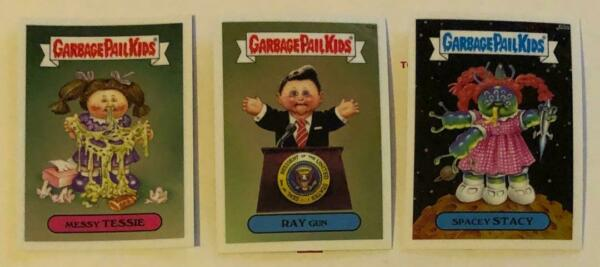 2014 GARBAGE PAIL KIDS CHROME 2 COMPLETE BASE SET - 110 cards