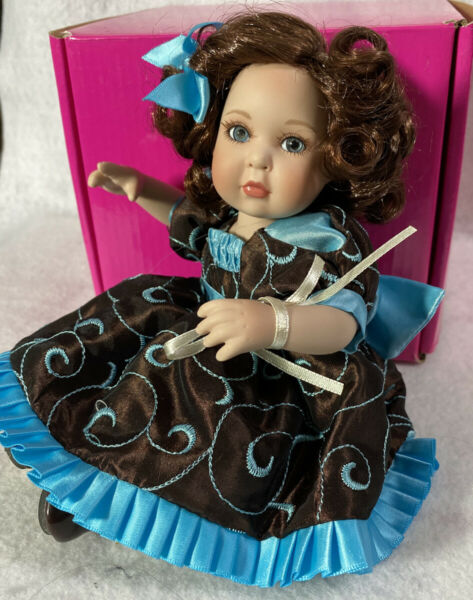 Marie Osmond Tiny Tots MATERIAL GIRL Doll ~ 5.5