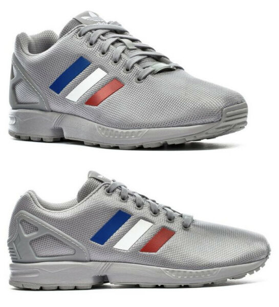 New adidas Originals ZX Flux tricolor  Classic Mens athletic sneaker all sizes