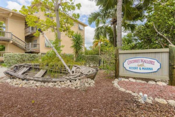 Coconut Mallory Marina and Resort - 2 Bedroom Biennial Timeshare