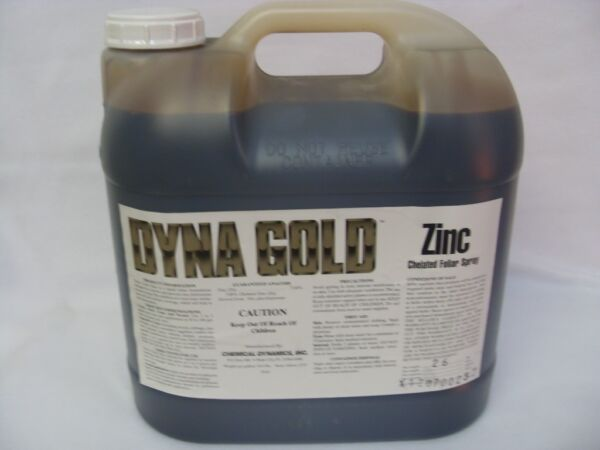 Dyna Gold Chelated Calcium Fertilizer 2.5 Gallons $85.98