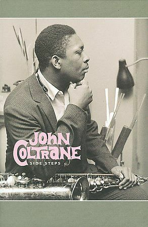 COLTRANEJOHN SIDE STEPS CD NEW FREE SHIPPING