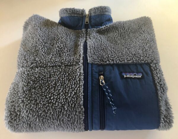 Vintage Patagonia RETRO X Fleece Jacket Size M MADE IN USA $129.00