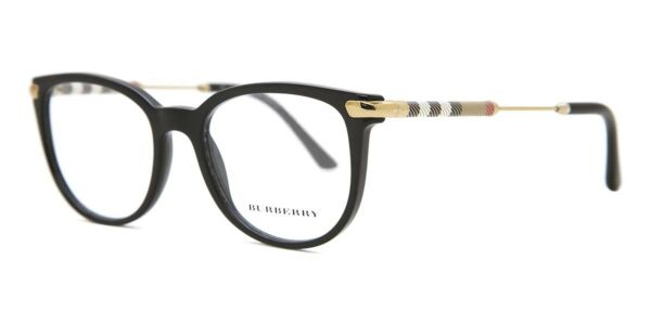 Burberry Women#x27;s BE2255Q Eyeglasses Black 51mm $127.99