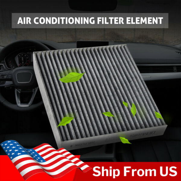 Car Activated Carbon Cabin Air Filter For Toyota Camry Corolla Highlander Matrix