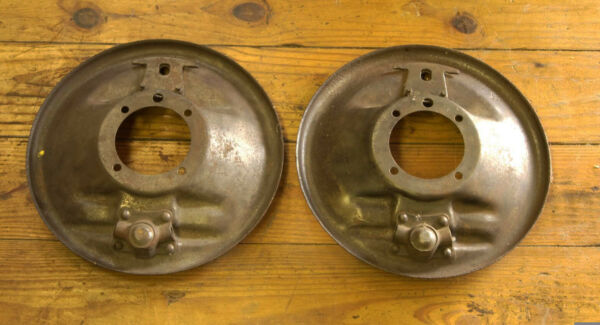 1930 FORD MODEL A FRONT BRAKE BACKING PLATE