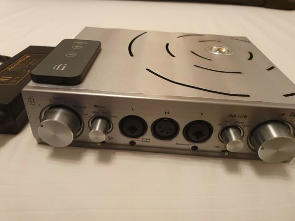 iFi Audio Pro iCAN Studio-Grade Headphone Amplifier used