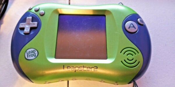 Leapster 2 Leap Frog Children's Learning Educational Device Tablet  $25.00