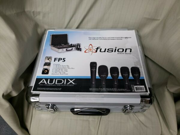 Audix FP5 Drum Microphone Pack FP5 NEW $249.00