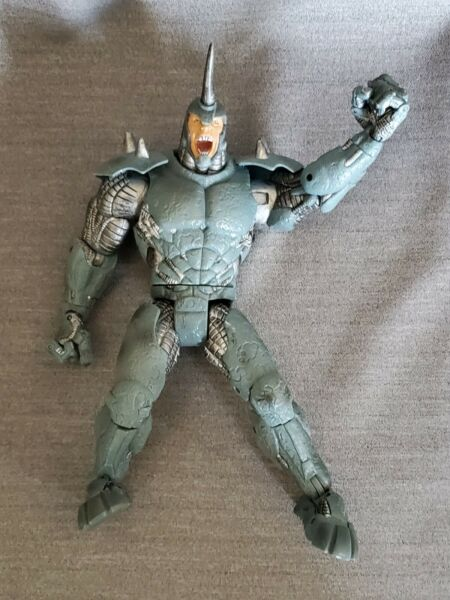 Marvel Legends SPIDER-MAN CLASSICS Ultimate Rhino action figure Loose