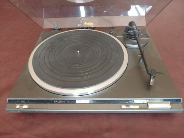 Technics Automatic Turntable System Model SL-BD20D. Gently Used $90.00