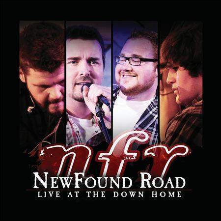 Live At The Down Home NewFound Road Compact Disc