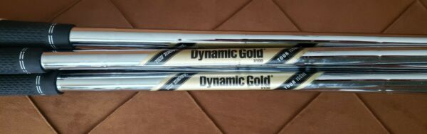 Dynamic Gold Tour Issue X100 Shafts (4-PW)