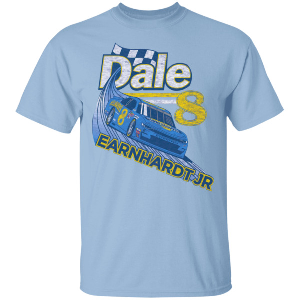 Men#x27;s Dale Earnhardt Jr Motorsports Car 2020 T Shirt S 5XL
