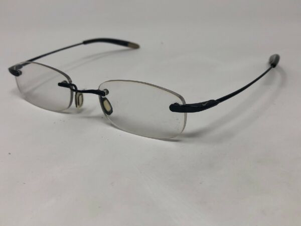 NIKE with FLEXON Eyeglasses Frame Japan NIKE4071 404 47 20 140 Blue Matte N456