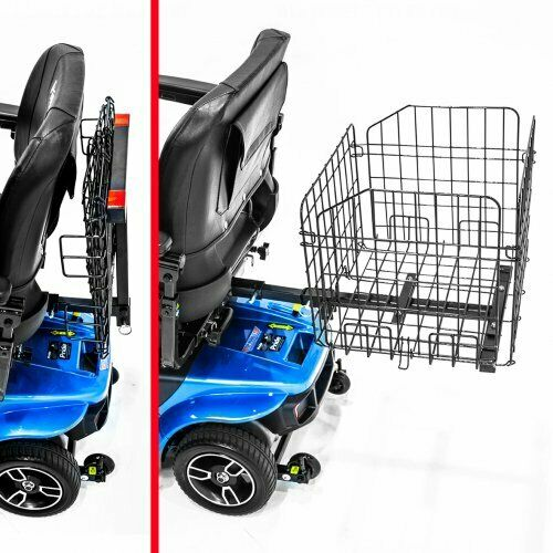 Challenger Mobility Folding Rear Basket 1quot;x1quot; Square Receiver Needed $69.00