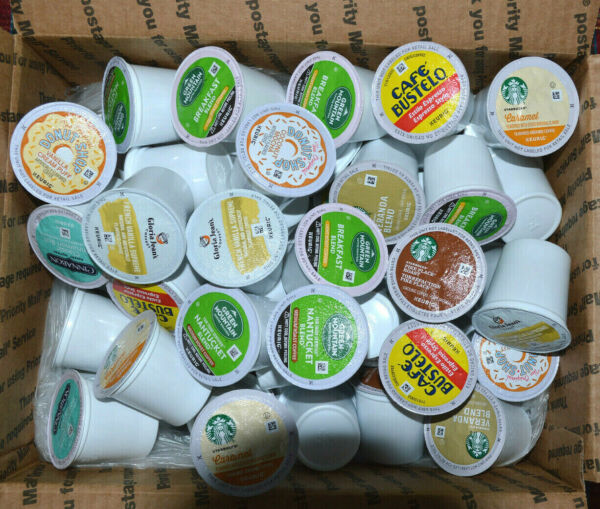 60 Keurig Flavored Coffees K Cup Pods Collections. Various flavors