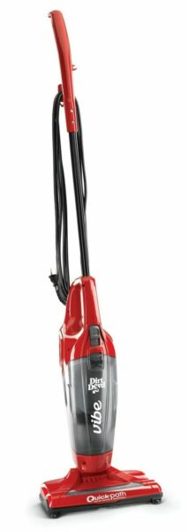 Dirt Devil Vibe 3-in-1 Corded Bagless Lightweight Stick Vacuum  SD20020 RED $29.99