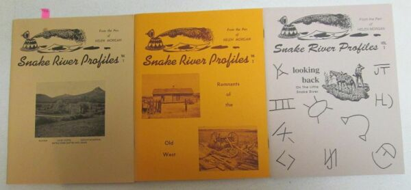 3 Little Snake River Moffat County Colorado Baggs Wyoming Pioneer History
