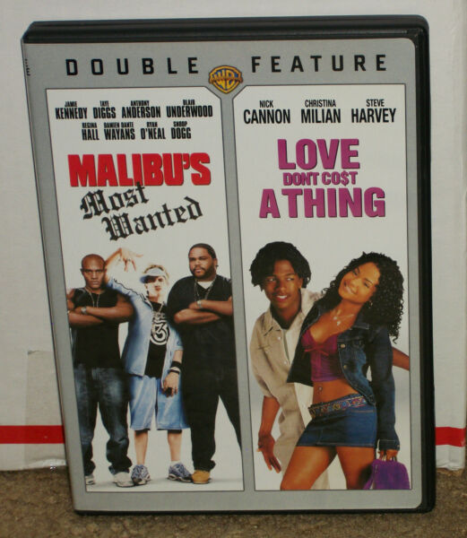 Malibu#x27;s Most Wanted Love Don#x27;t Cost a Thing DVD $7.50