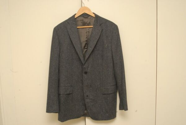 Eidos gray donegal 3 2 roll sport coat 54L 44L Balthazar Isaia $115.00