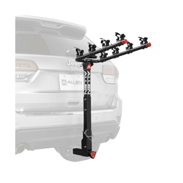 Allen Sports 4 Bike Hitch Racks for 2 in. Hitch Deluxe Locking $131.99