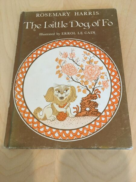 The Little Dog Of Fo First Edition Rosemary Harris Errol Le Cain $9.45