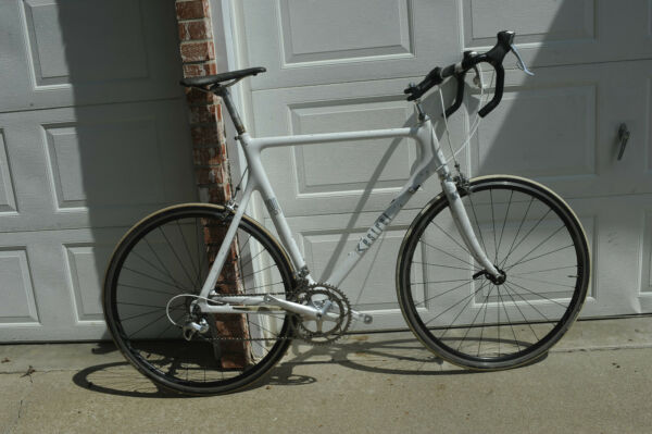 Kestrel 200 SCi Full Carbon Bicycle 60 cm Dura Ace 2x9 group Axis 700c clinchers $999.99