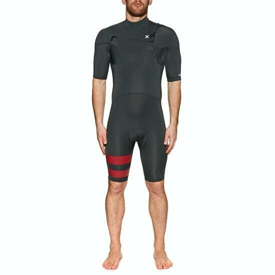 Mens Hurley Advantage Plus Springsuit Wetsuit 2 2 Anthracite S MS M MT LS L XL $79.99