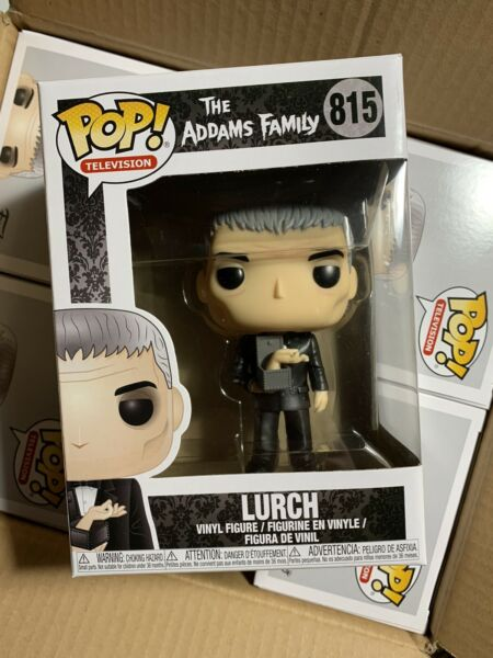 PoP TV: The Addams Family Lurch FREE PROTECTOR