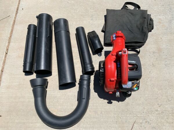 HOMELITE 2 CYCLE GAS BLOWER VAC UT26HBV Dated 2019