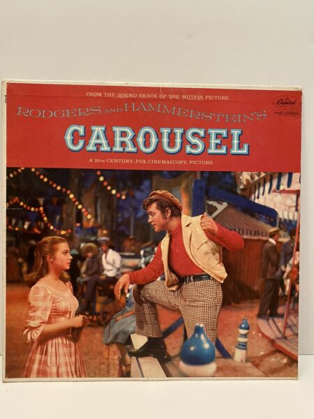 Carousel Rodgers and Hammerstein Album