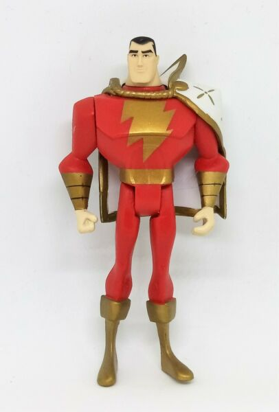 Justice League Unlimited Shazam ***VHTF***