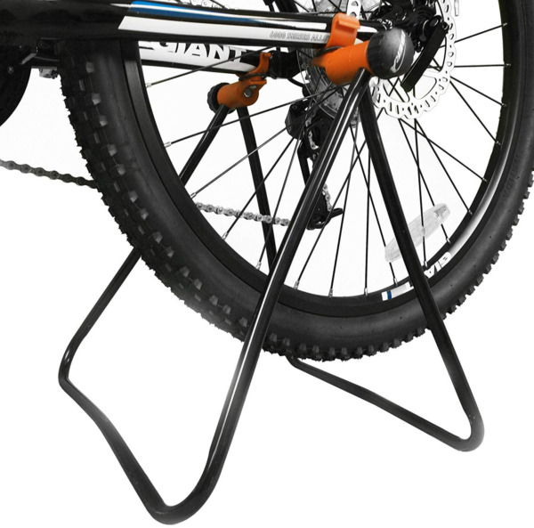 Bicycle Trainer Stationary Bike Cycle Stand Indoor Exercise Training Foldable $34.13