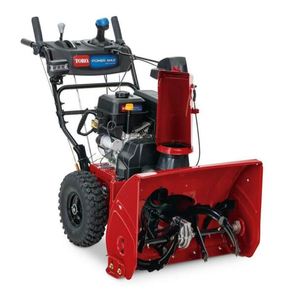 Toro Power Max 826 OE 26 in. Two Stage Gas Snow Blower Model # 37802