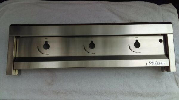 Artisan 32quot; Grill Front Panel Part # 510 1033 Retail Price for this item is $680