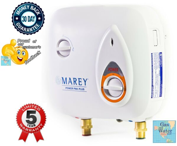 Electric Tankless Water Heater 8.8 KW 220V 2GPM Instant On demand REFPP220 Marey $116.50
