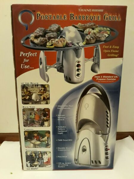 Thane Q Portable Barbeque Grill Brand New