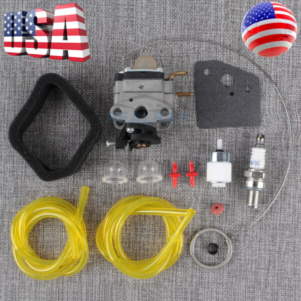 New Carburetor For Troy Bilt TB4SC Yard Man YM45SC 4 Cycle 25cc Gas Blower Carb