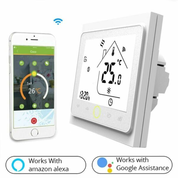 Wifi Smart Thermostat Controller For Water electric Floor Heating Water Boiler $39.99